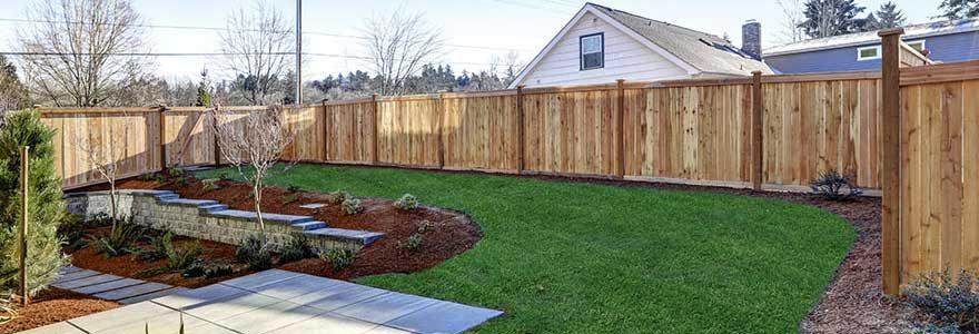 Suggestions pour votre clôture de jardin en bois