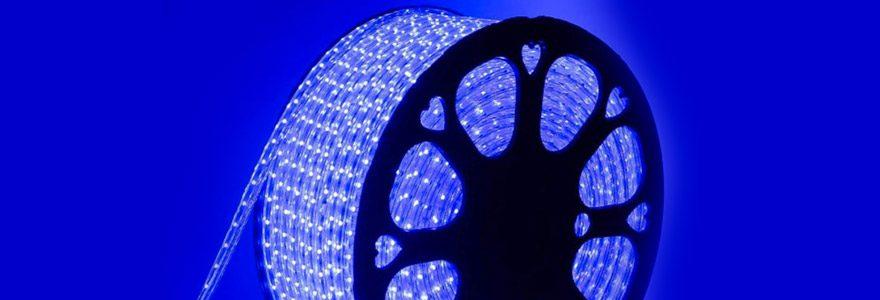 Ruban LED : votre nouveau mode d'éclairage intérieur ou extérieur