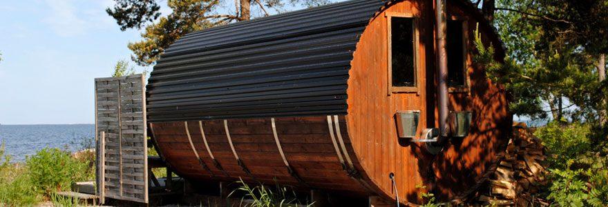 Quels sont les avantages d'un sauna extérieur ?