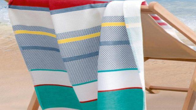 Comment utiliser une serviette fouta ?