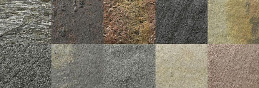 La feuille de pierre : Idéale pour décorer sa terrasse